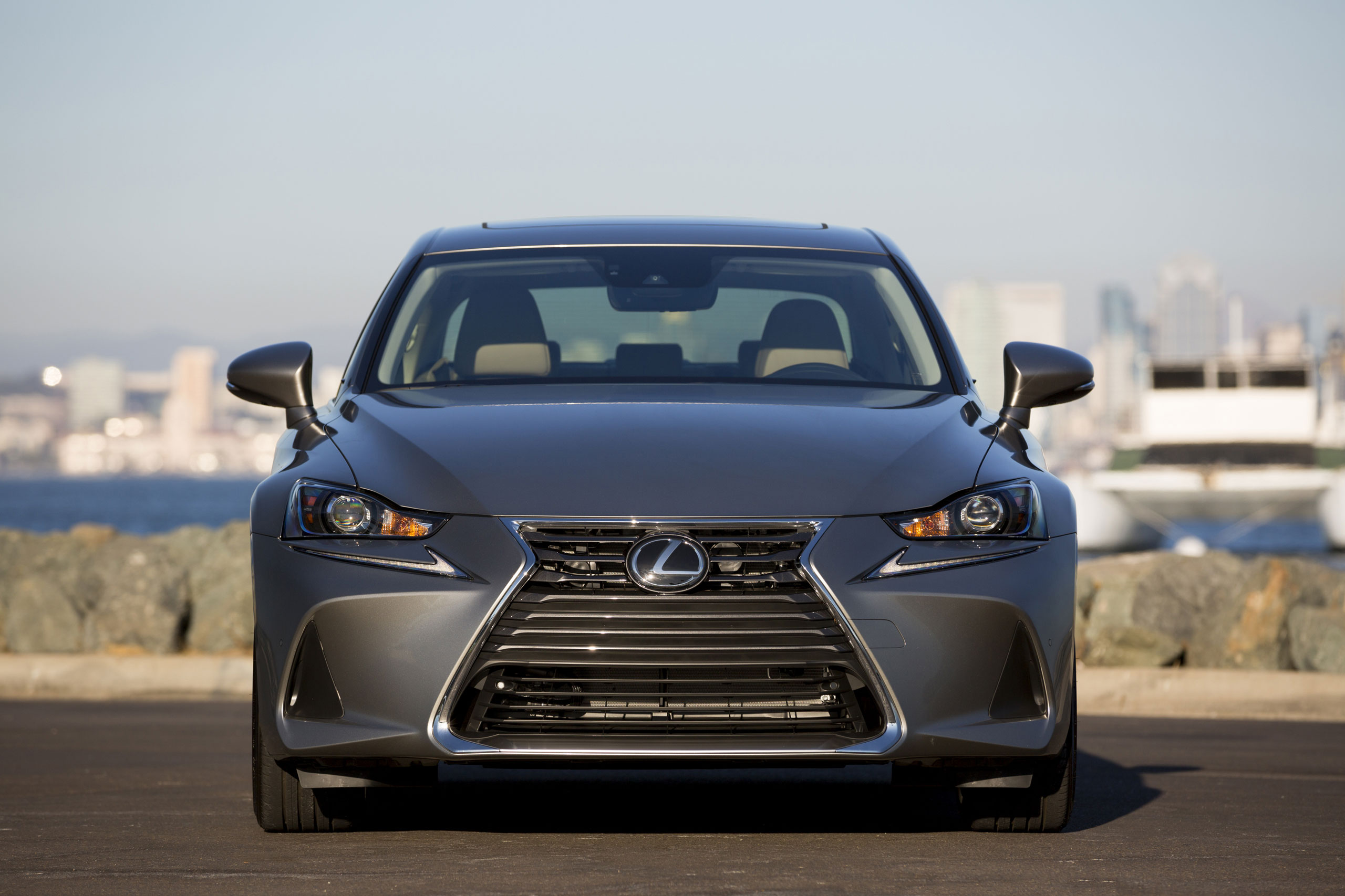 2017 Lexus IS and IS F Sport Launched With Fresh ...