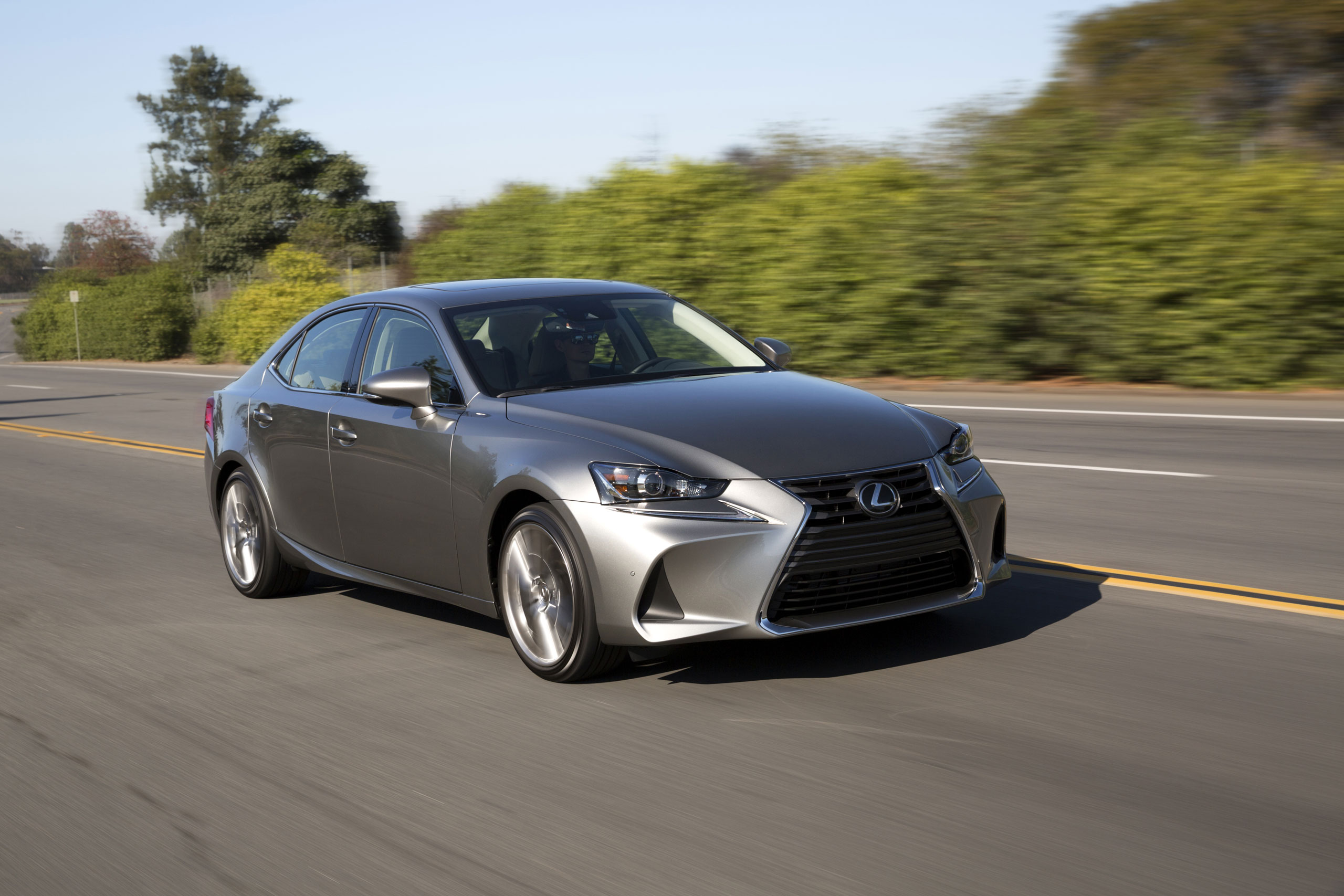 2017 Lexus IS and IS F Sport Launched With Fresh