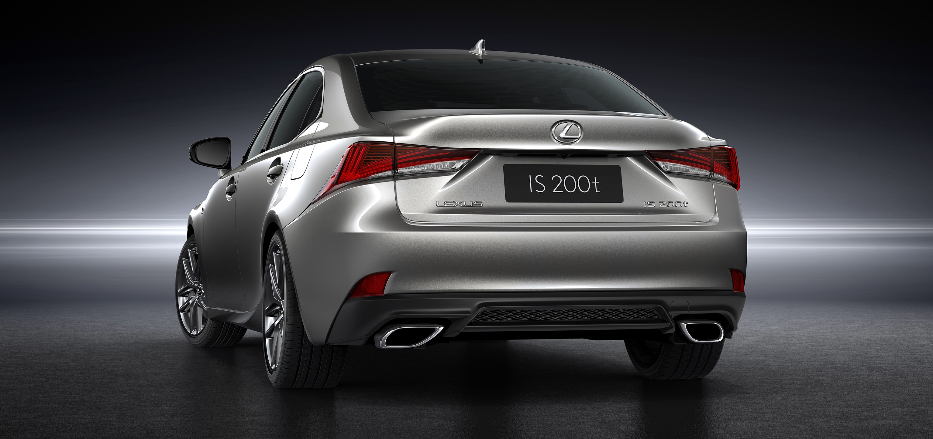 2017 lexus is makes european debut at 2016 paris motor show