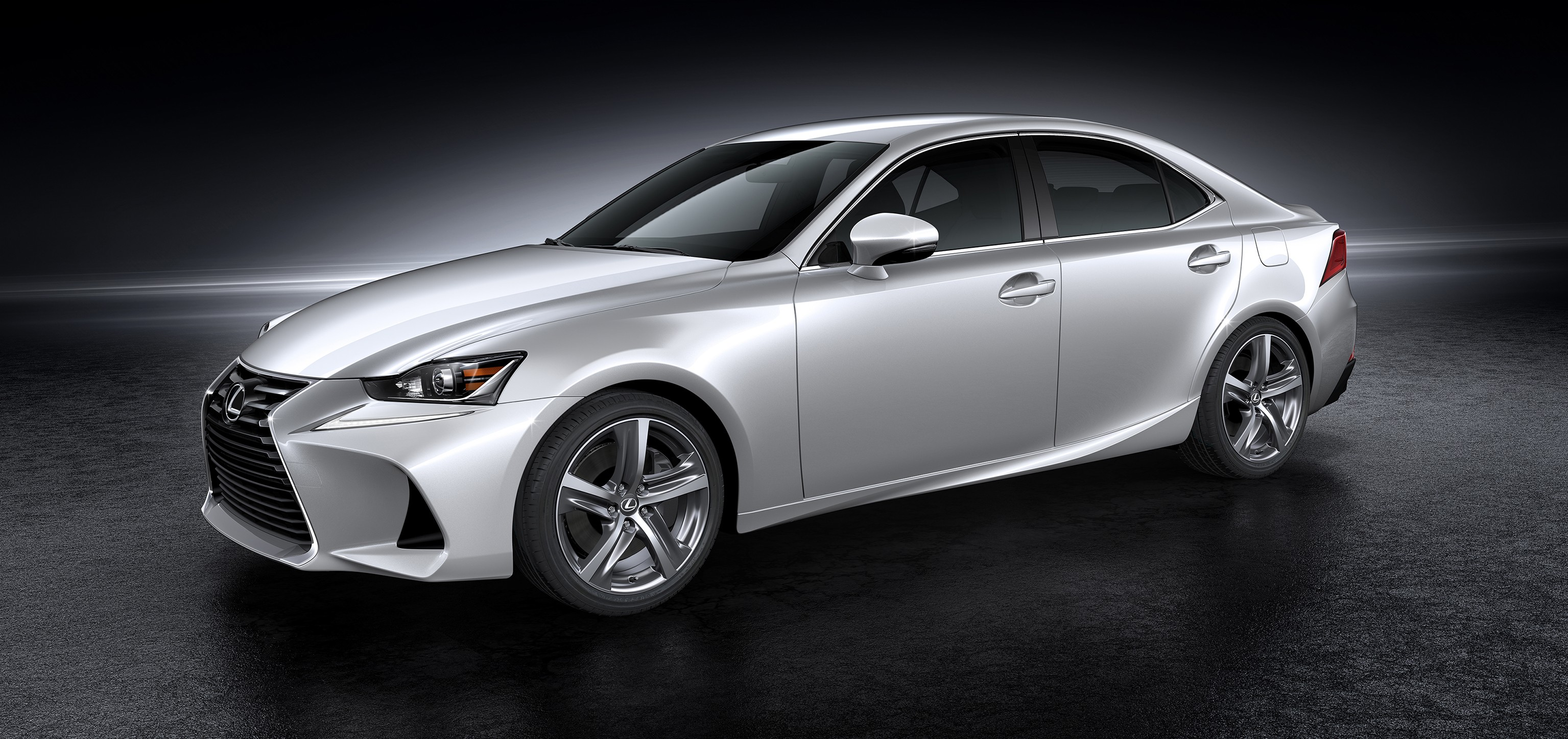 The Emperor S New Clothes Lexus Is Sedan Autoevolution
