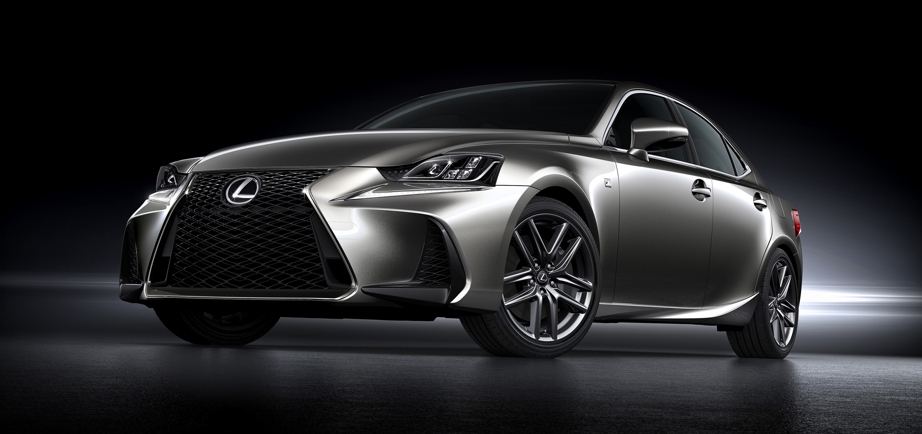 The Emperor's New Clothes: 2017 Lexus IS Sedan - autoevolution