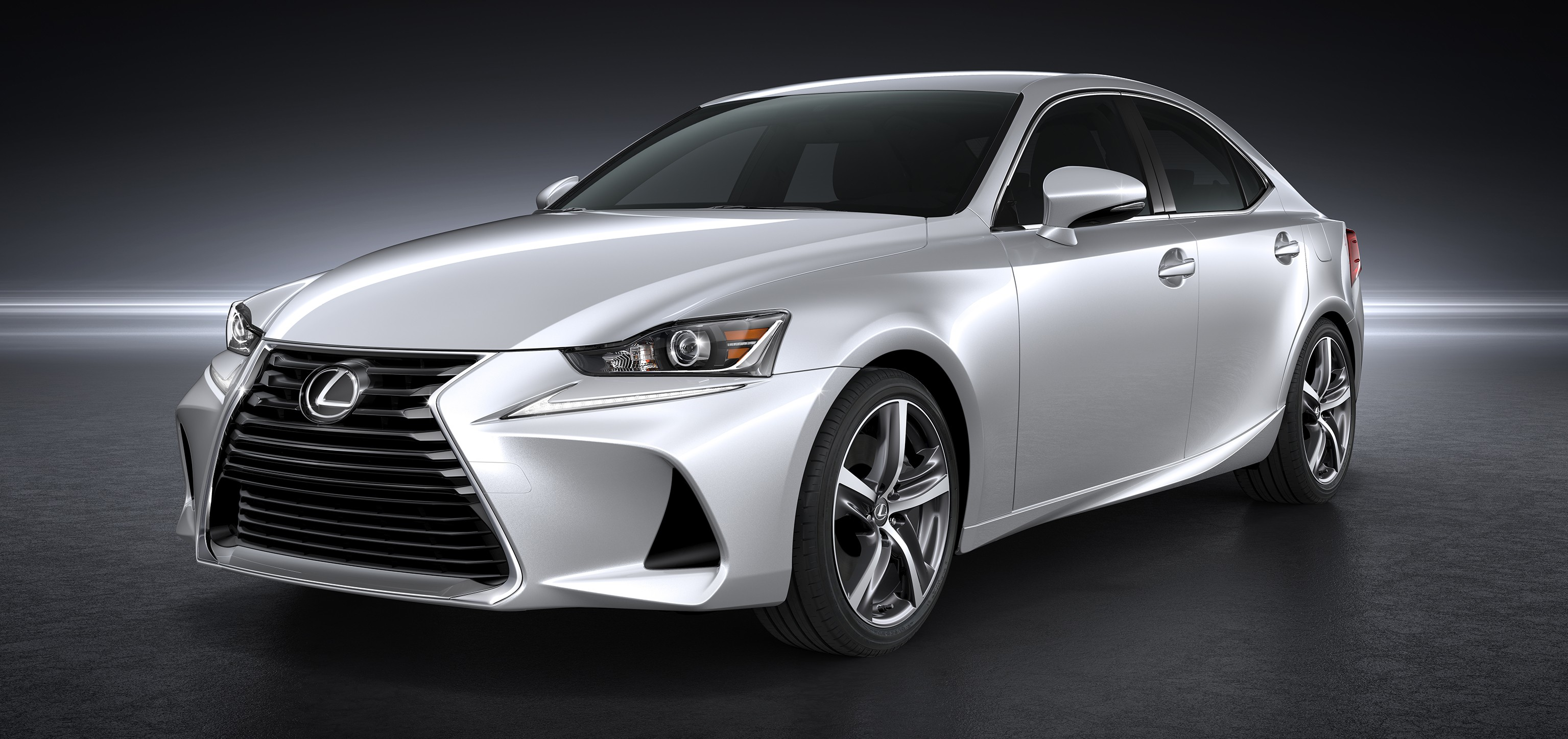 the emperor s new clothes 2017 lexus is sedan autoevolution. Black Bedroom Furniture Sets. Home Design Ideas