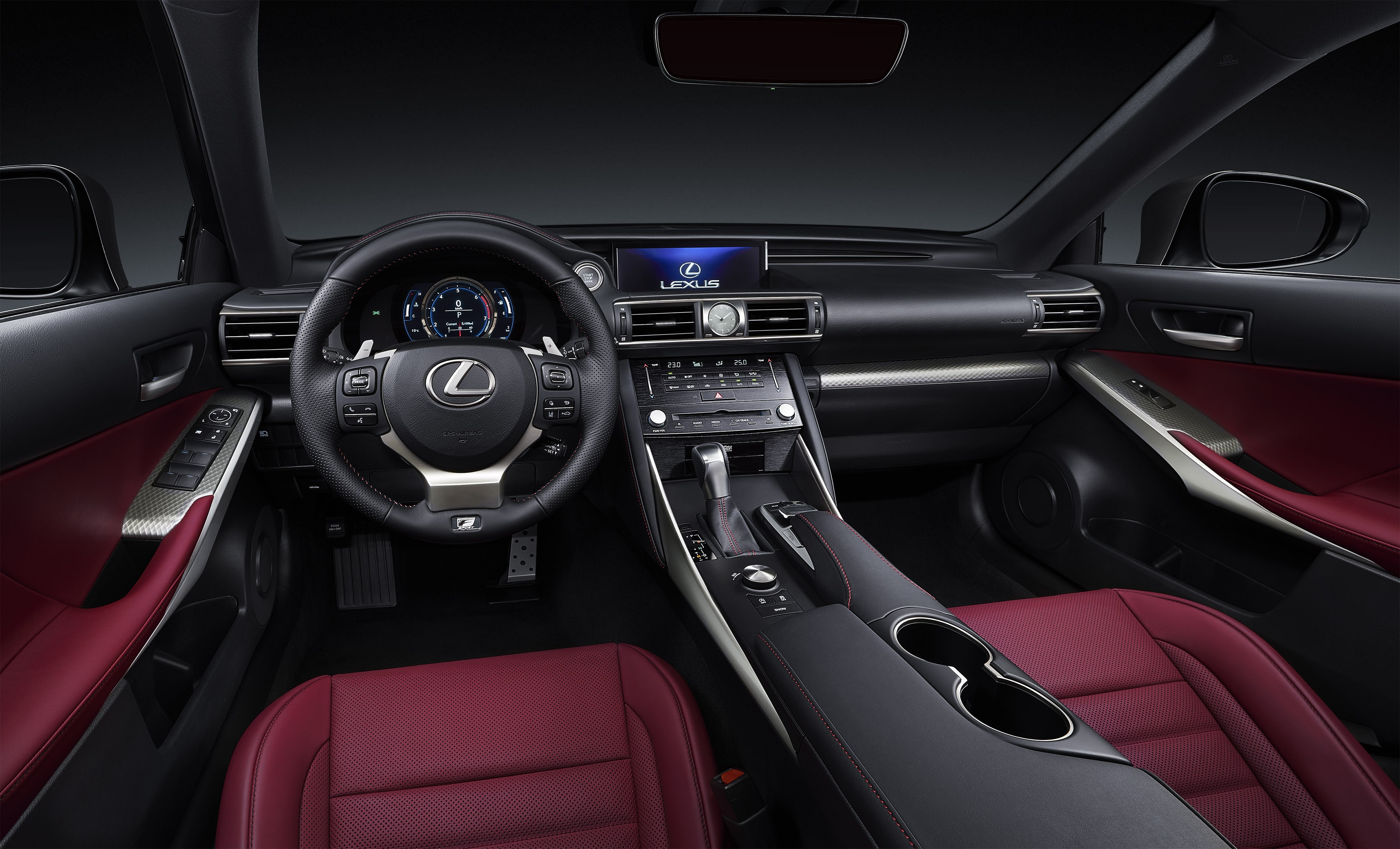2017 Lexus Is Sedan