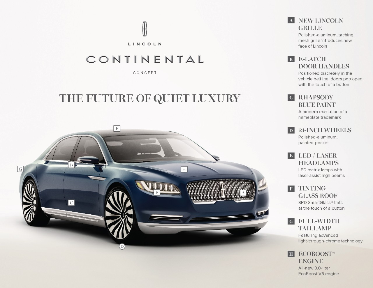 2017 Lincoln Continental to Replace 2016 Lincoln MKS in Late Spring ...