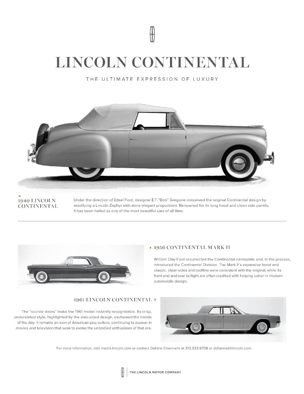 2017 Lincoln Continental To Replace 2016 Lincoln Mks In Late Spring