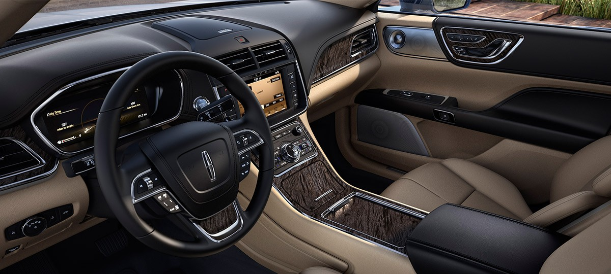 2017 lincoln continental pricing announced base model. Black Bedroom Furniture Sets. Home Design Ideas