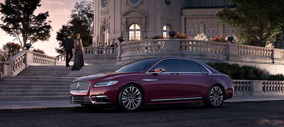 2017 Lincoln Continental Pricing Announced Base Model