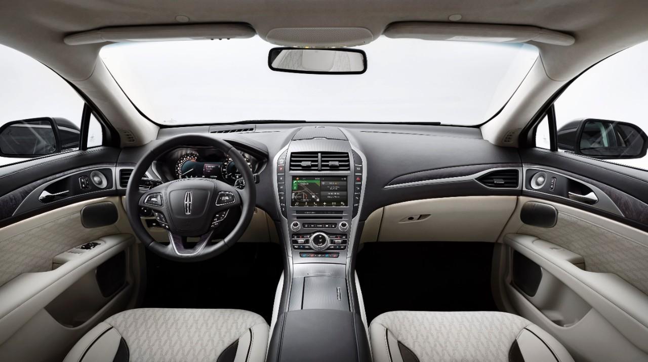 lincoln mkz turbo twin v6 priced autoevolution