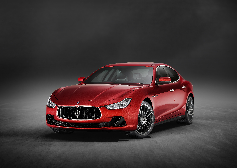 Maserati Ghibli (2014) 20