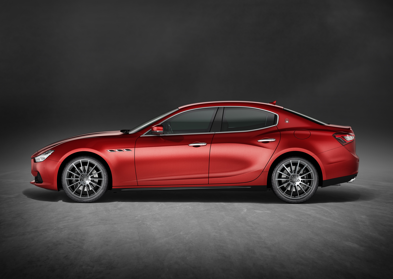 Maserati Ghibli (2014) 22