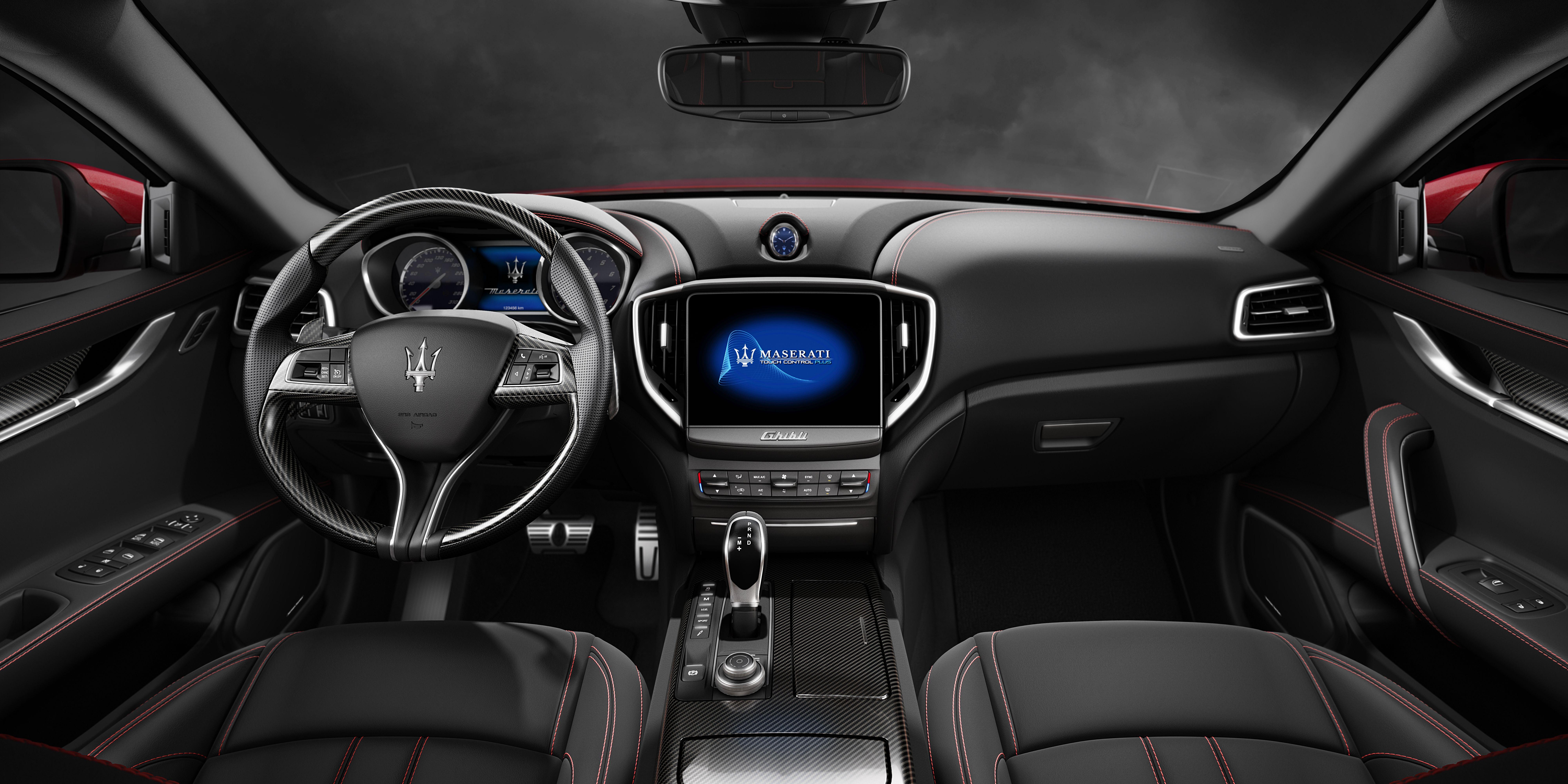 Maserati Ghibli (2014) 23