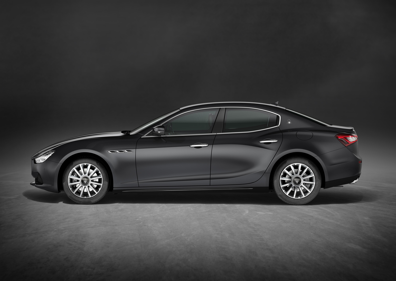 Maserati Ghibli (2014) 13