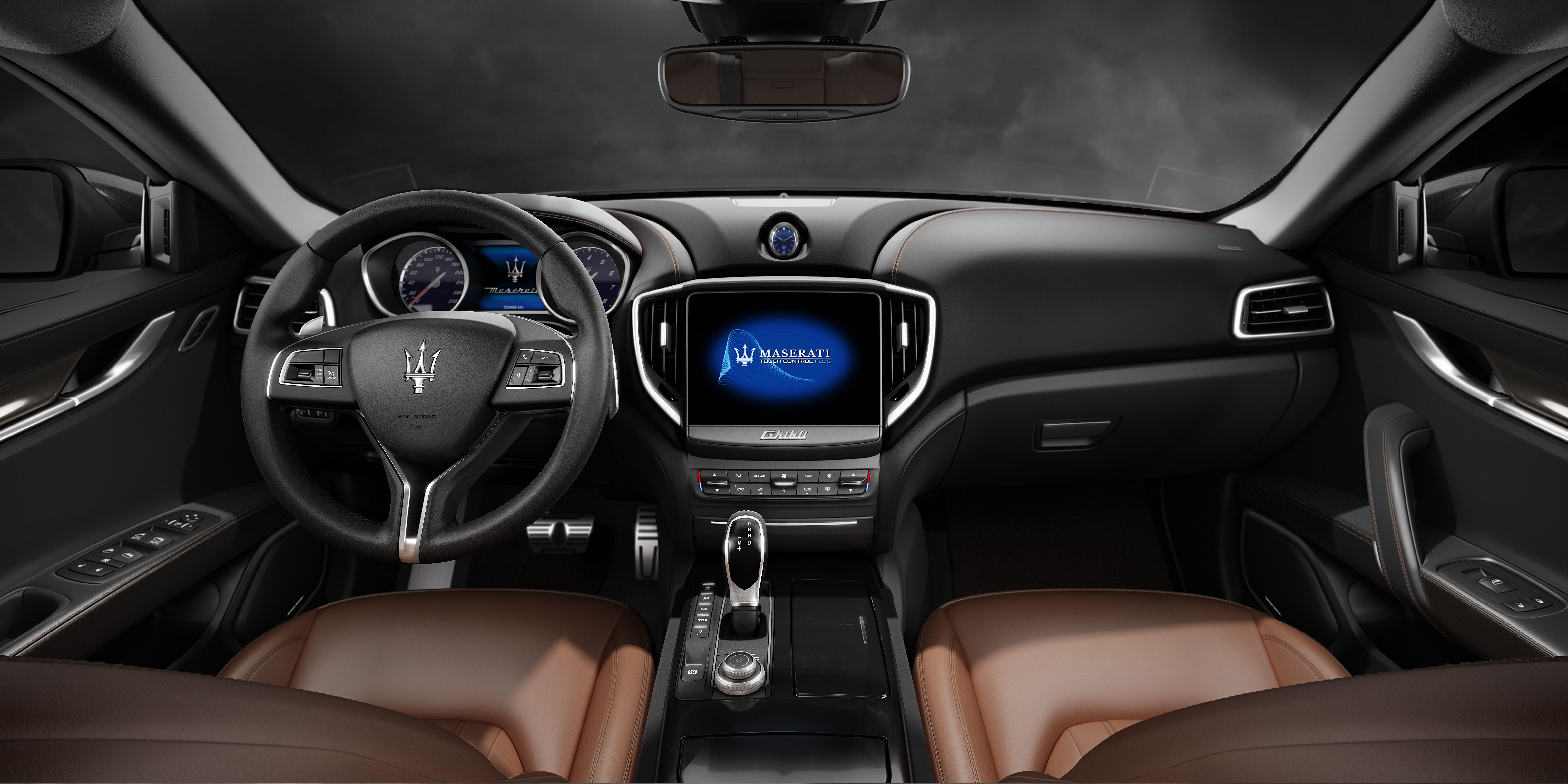 Maserati Ghibli (2014) 14