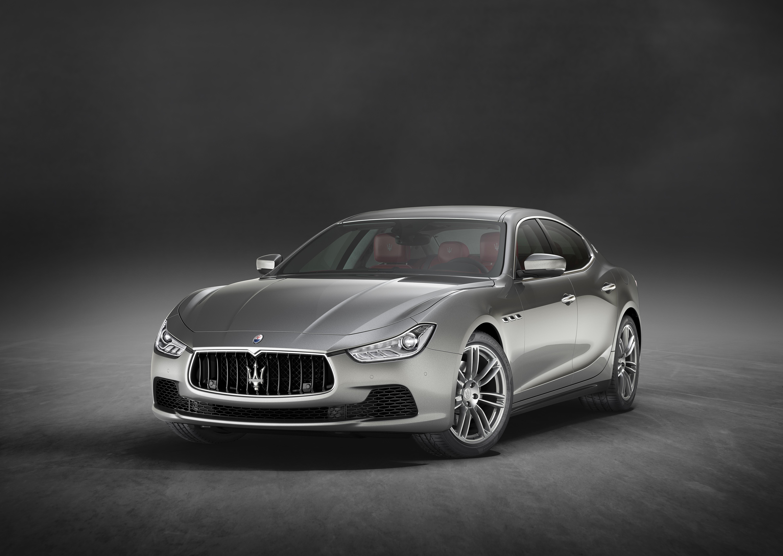 Maserati Ghibli (2014) 15