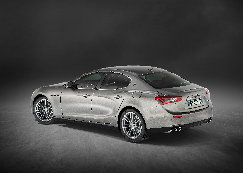 Maserati Ghibli (2014) 16