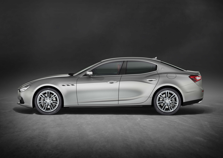 Maserati Ghibli (2014) 17