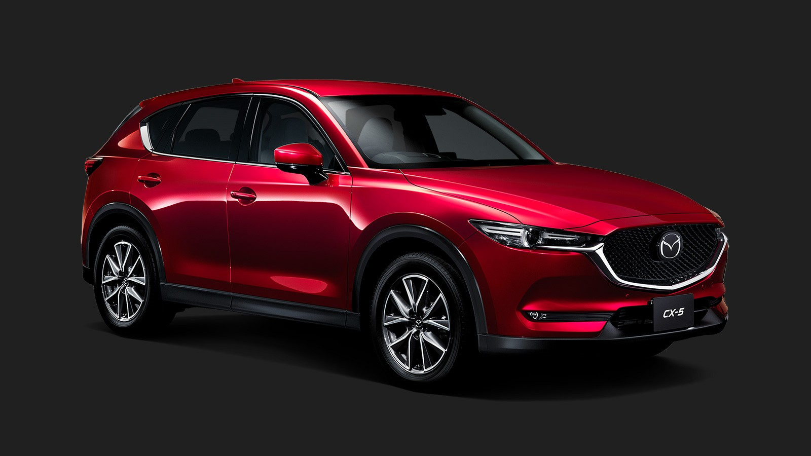 2017 mazda cx 5 getting 7 seat version in japan. Black Bedroom Furniture Sets. Home Design Ideas