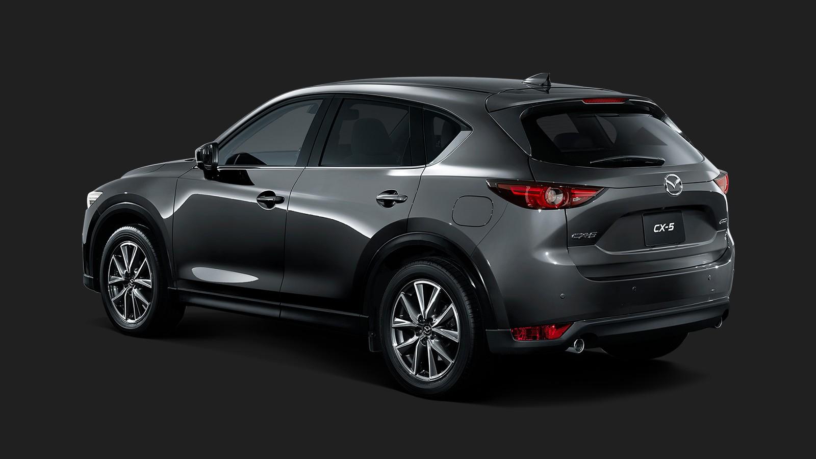 2017 Mazda CX-5 Getting 7-Seat Version in Japan - autoevolution
