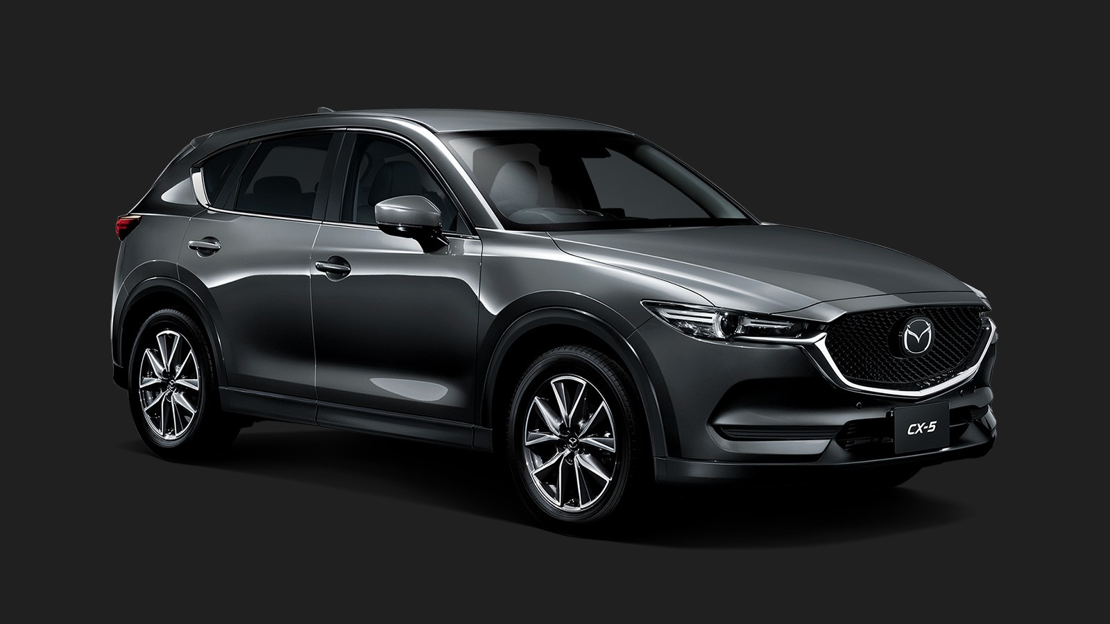 2017 mazda cx 5 getting 7 seat version in japan autoevolution. Black Bedroom Furniture Sets. Home Design Ideas