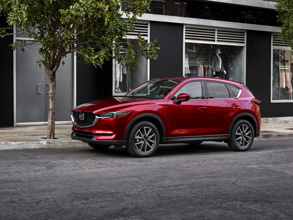 2017 Mazda CX-5 Impresses Euro NCAP, Crash Test Performance Equals