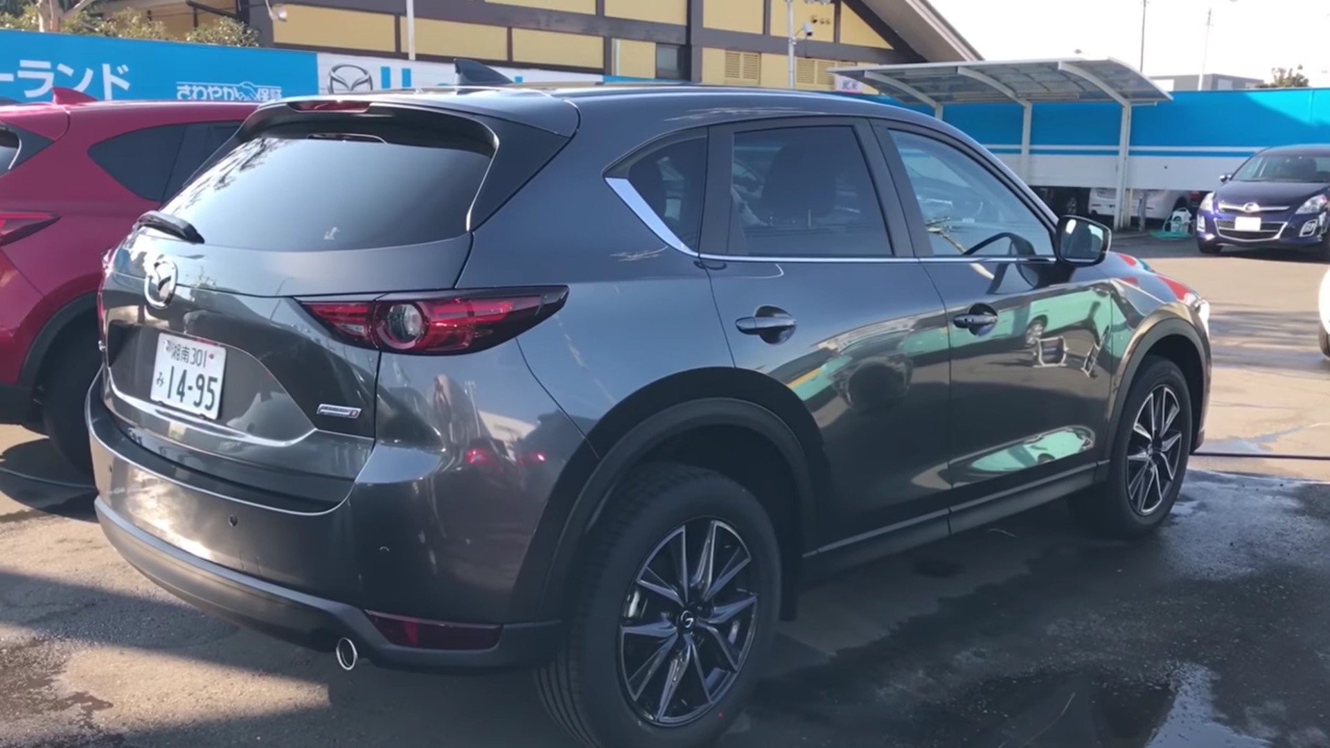 2017 mazda cx 5 test drive reveals how the 2 2
