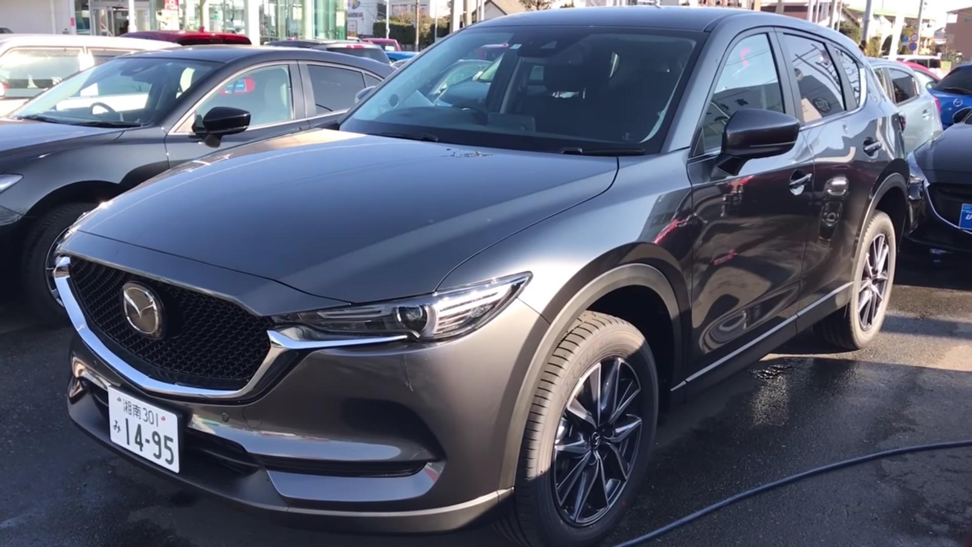 Mazda 3 2017 Custom >> 2017 Mazda CX-5 POV Test Drive Reveals How Quiet the 2.2-liter Diesel Engine Is - autoevolution