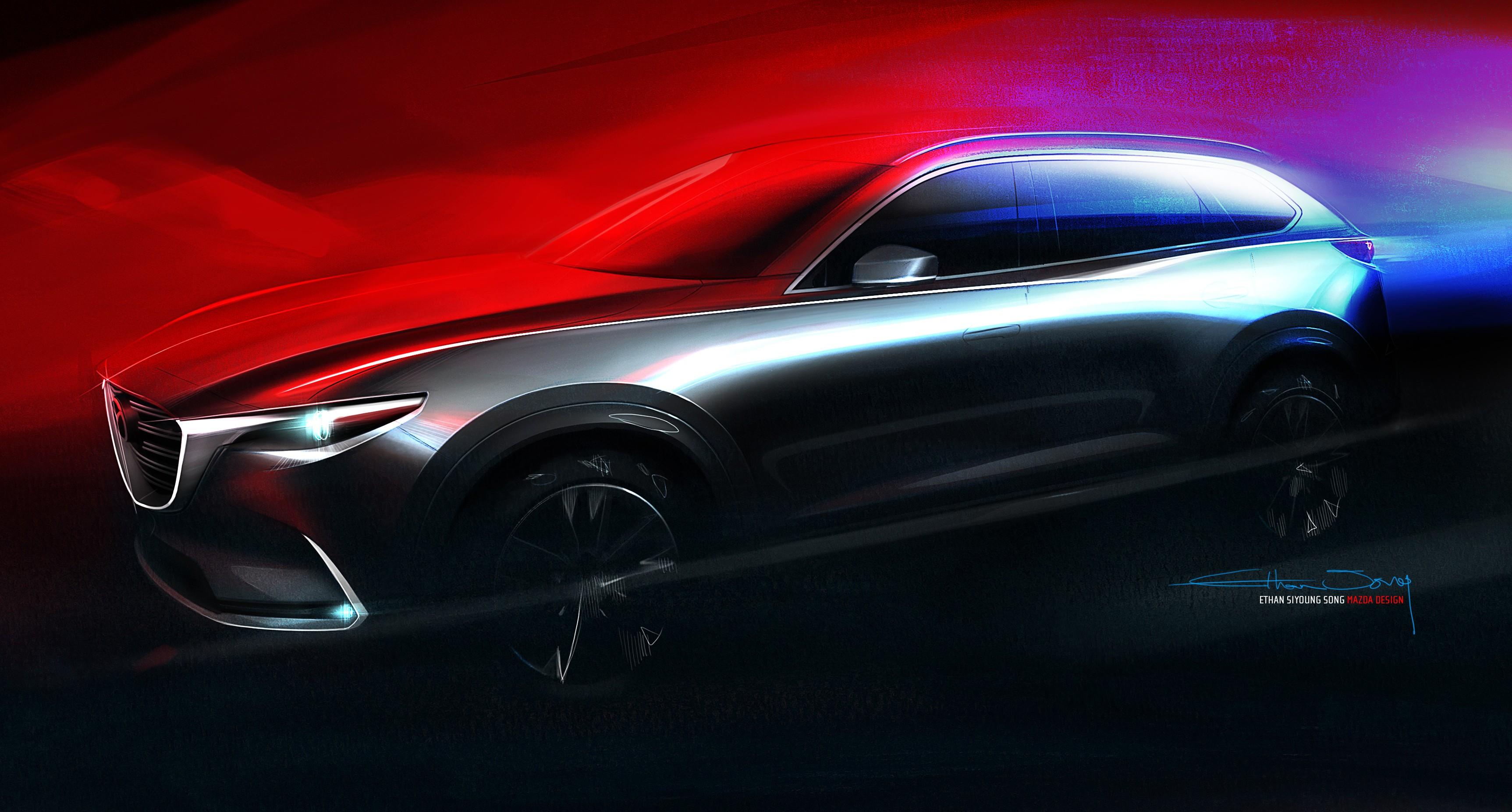 Miata with poppy art car livery isn t just for show autoevolution -  2017 Mazda Cx 9