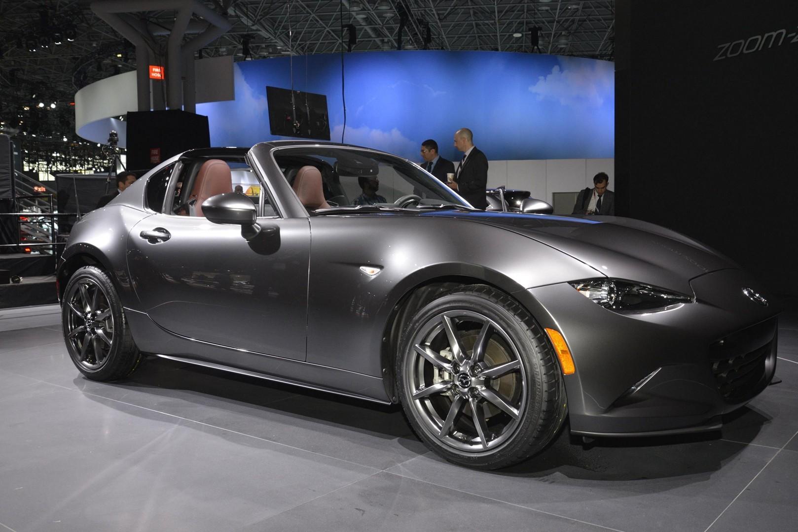 2017 Mazda Mx 5 Miata Rf Launch Edition >> 2017 Mazda MX-5 Miata RF Launch Edition Priced from $33,850, Can Be Pre-Ordered - autoevolution