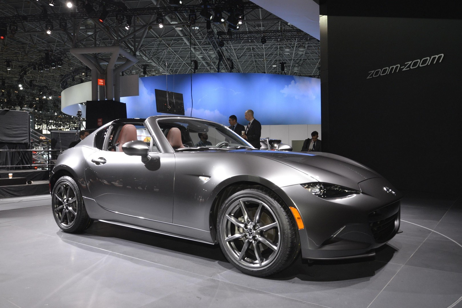 Mazda Mx Miata Rf Launch Edition Priced From Can Be Pre Ordered on Miata Battery