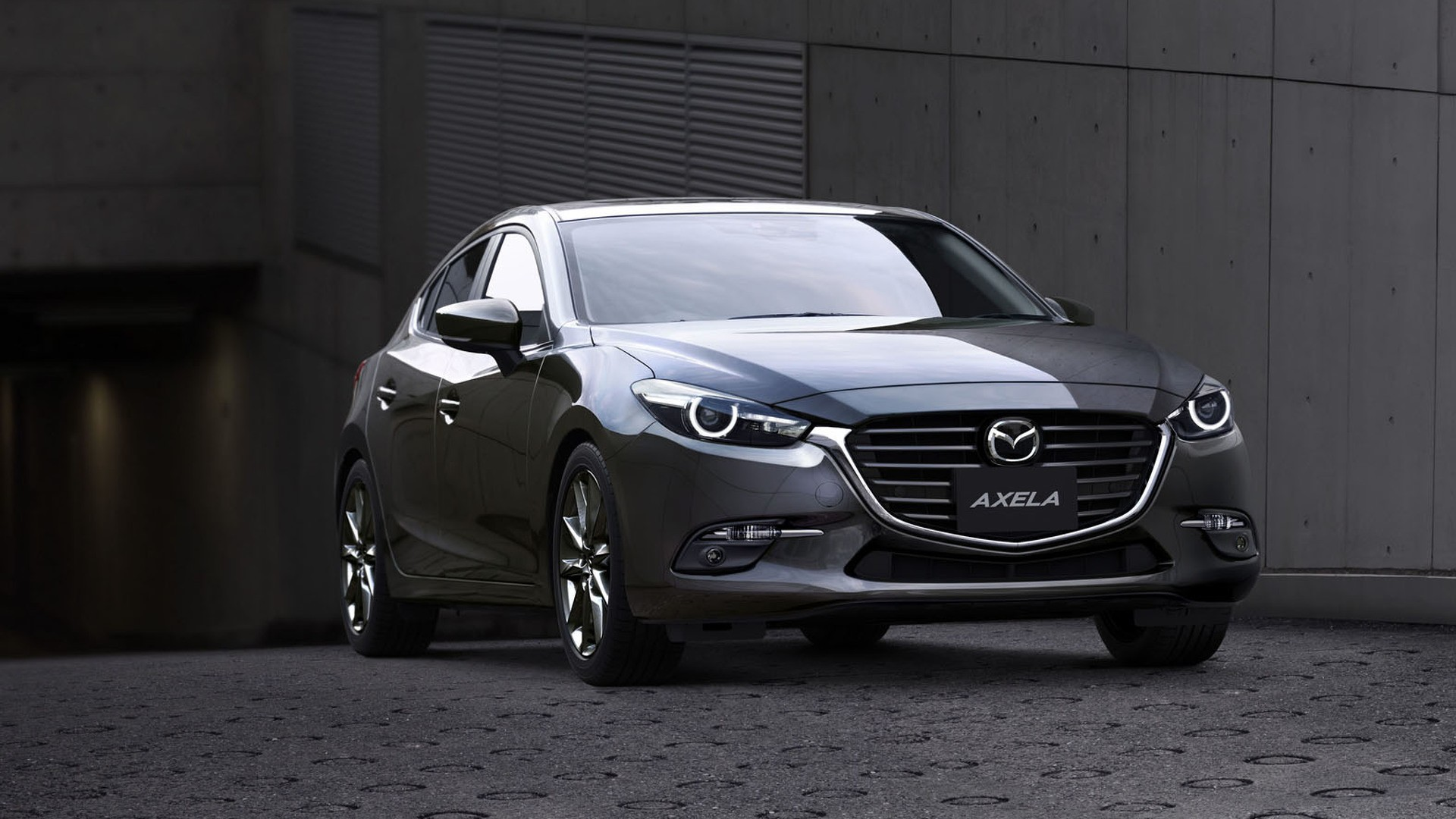 Mazda 3 Axela 2017 >> 2017 Mazda3 Axela Was Launched Today In Japan It Got Better