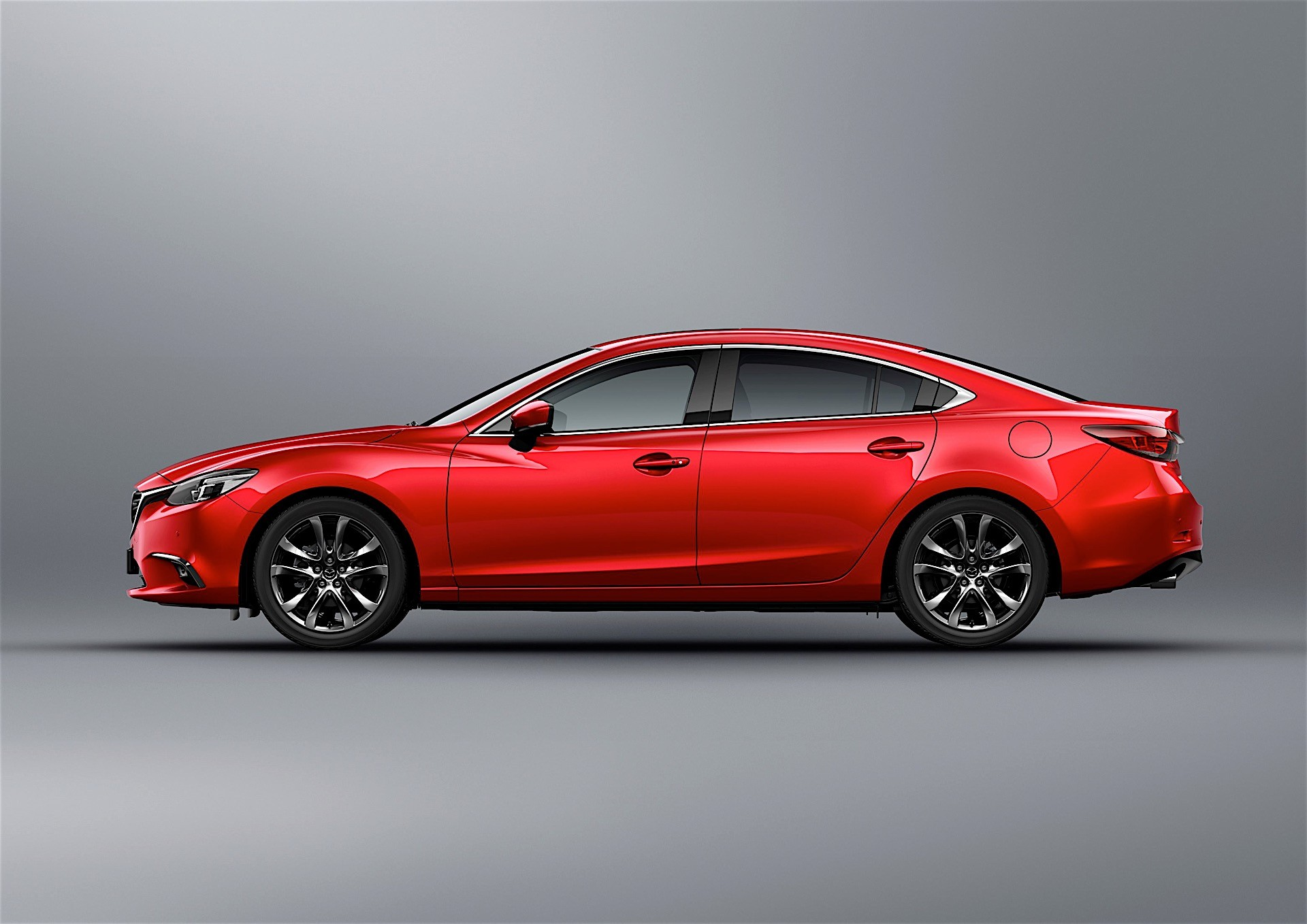 2017 mazda6 priced from 21 945 in the us autoevolution. Black Bedroom Furniture Sets. Home Design Ideas