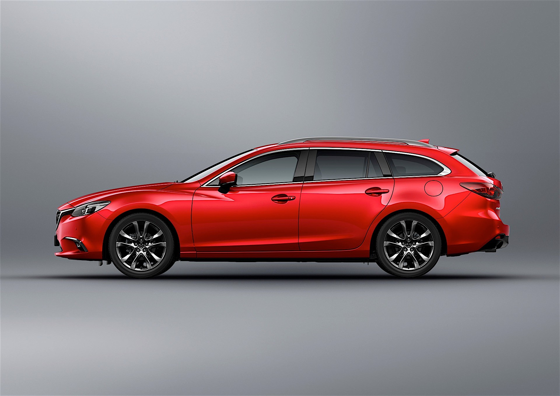 2017 Mazda6 Priced from $21 945 in the US autoevolution