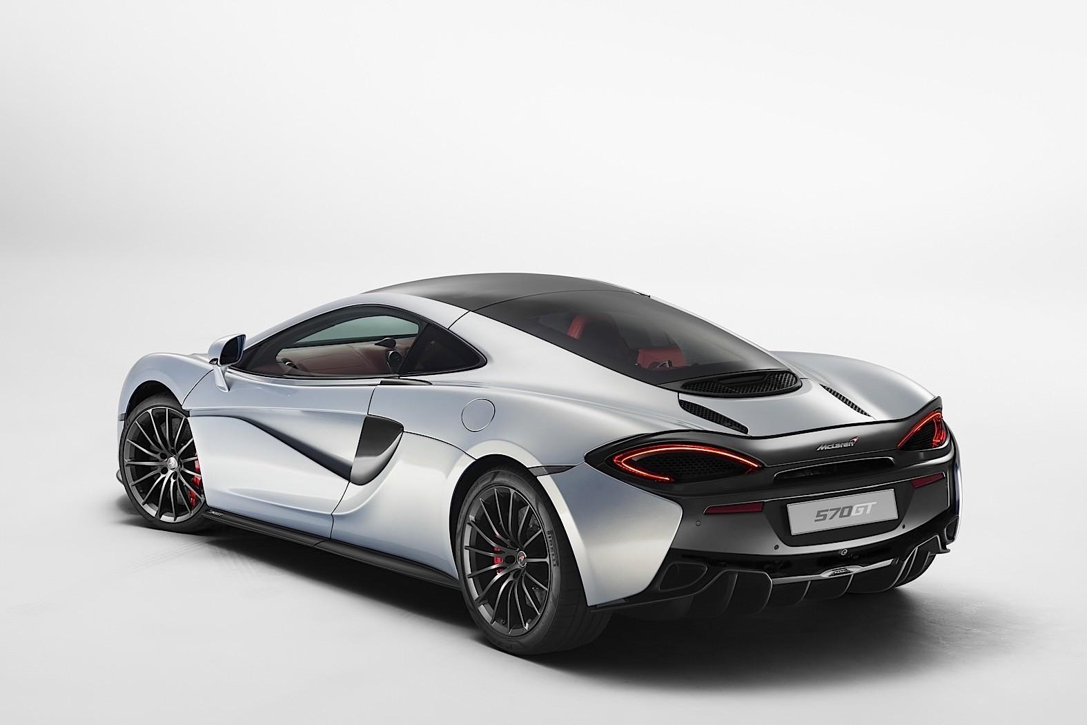 2017 McLaren 570GT Is The Most Luxurious McLaren Ever