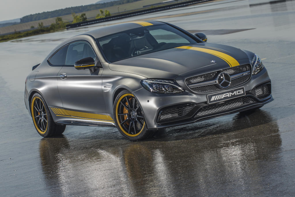 Mercedes Amg C63 Dtm And Coupe Edition 1