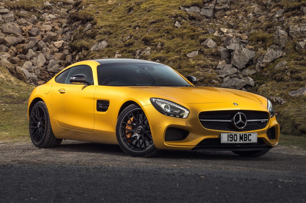 2017 mercedes amg gt priced from 112 125 vinyl seats included autoevolution. Black Bedroom Furniture Sets. Home Design Ideas
