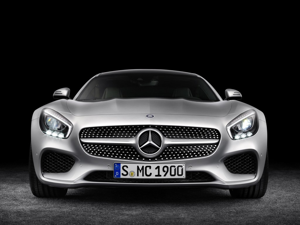 2017 Mercedes-AMG GT Priced From $112,125, Vinyl Seats ...
