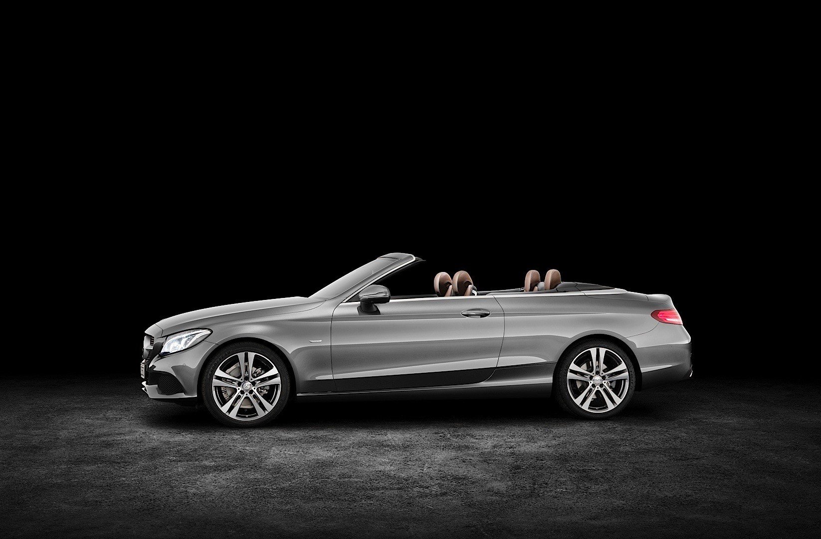 2017 mercedes benz c class cabriolet a205 priced in the united kingdom autoevolution. Black Bedroom Furniture Sets. Home Design Ideas