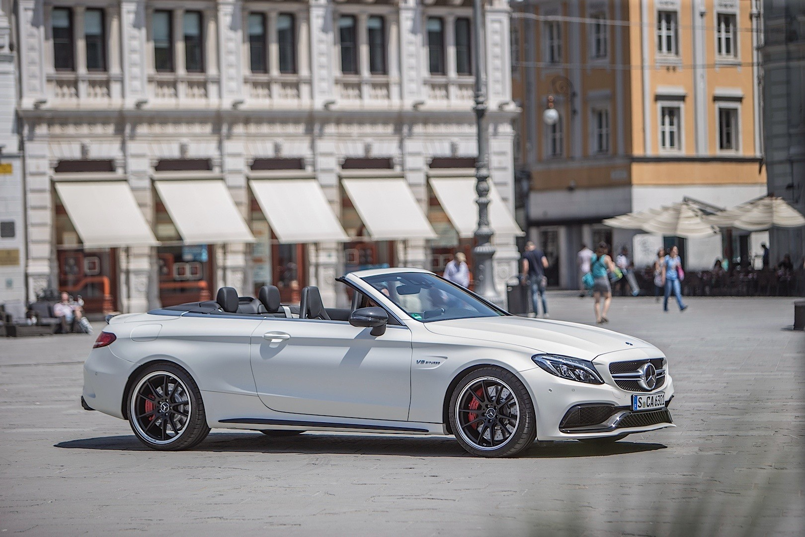 2017 mercedes benz c class cabriolet a205 priced in the for Mercedes benz united kingdom