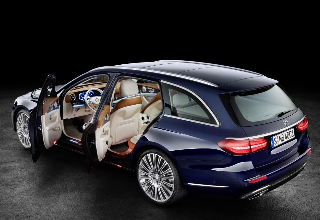 2017 Mercedes-Benz E-Class Estate Price Announced, Prepare At Least ...