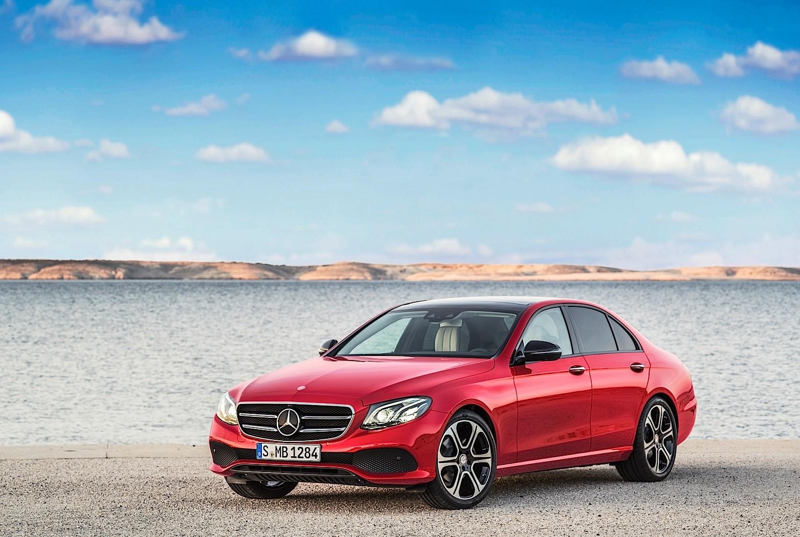 The 2017 Mercedes-Benz E-Class Is a Cornucopia of ...