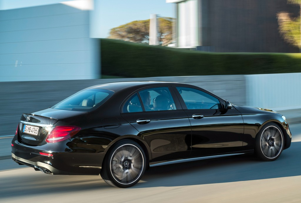 2017 Mercedes Benz E Class W213 Goes On Sale In The