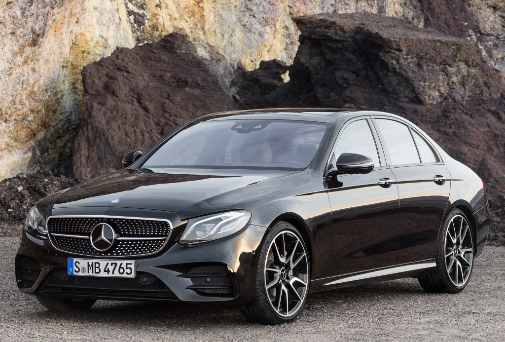 2017 Mercedes Benz E Class W213 Goes On Sale In The United