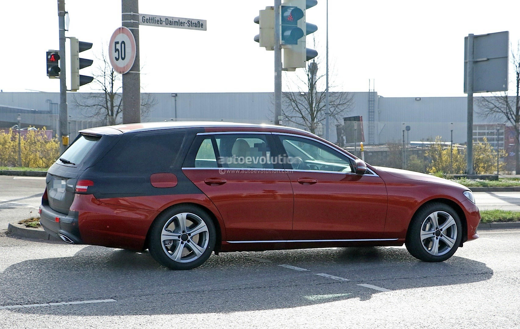 2017 Mercedes-Benz E-Class Wagon (S213) Spied in Germany ...