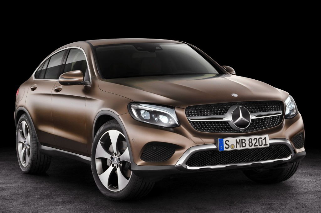 2017 mercedes benz glc coupe plug in hybrid makes public for 2017 mercedes benz s550 plug in hybrid