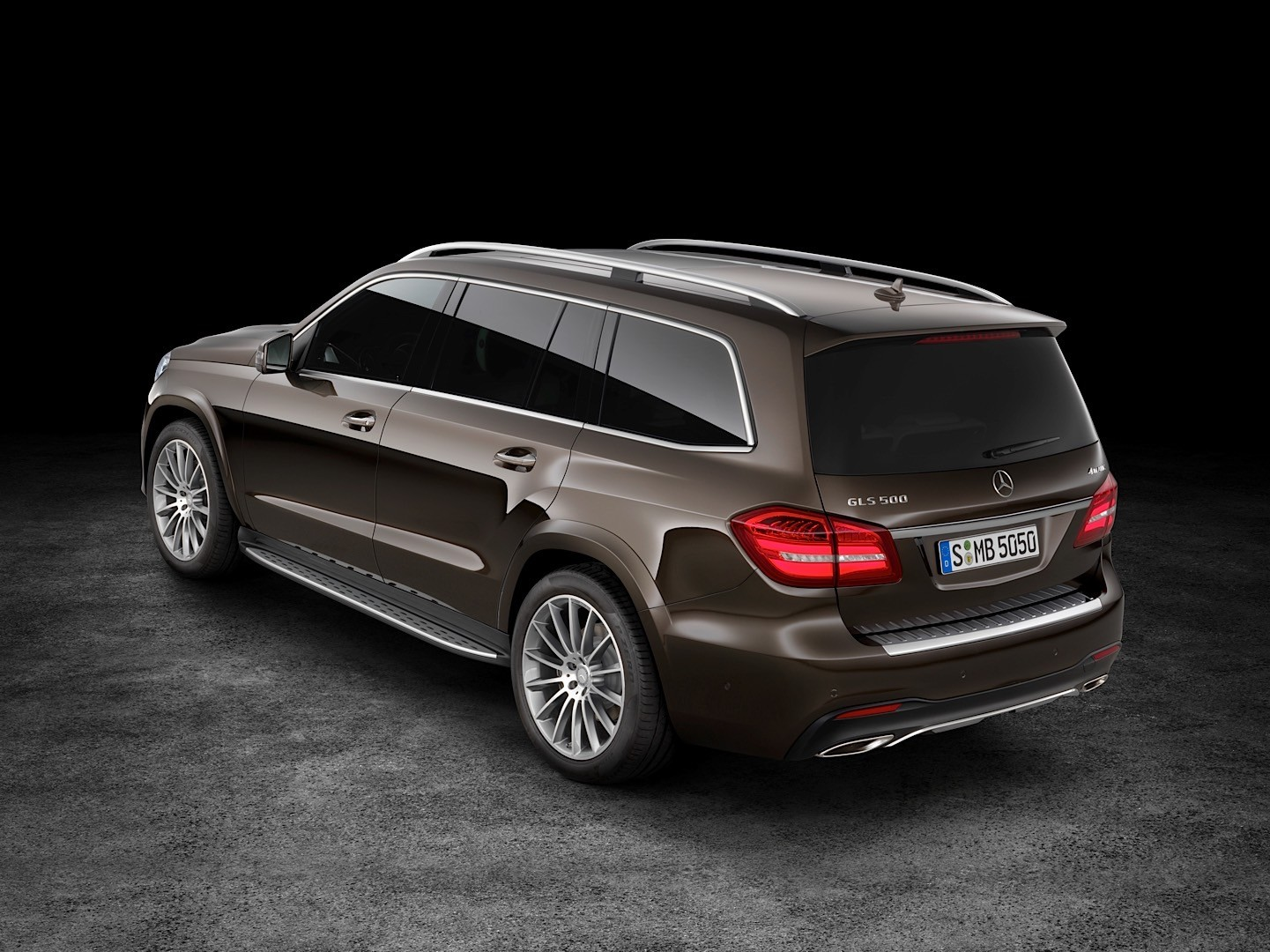 2017 Mercedes Benz Gls