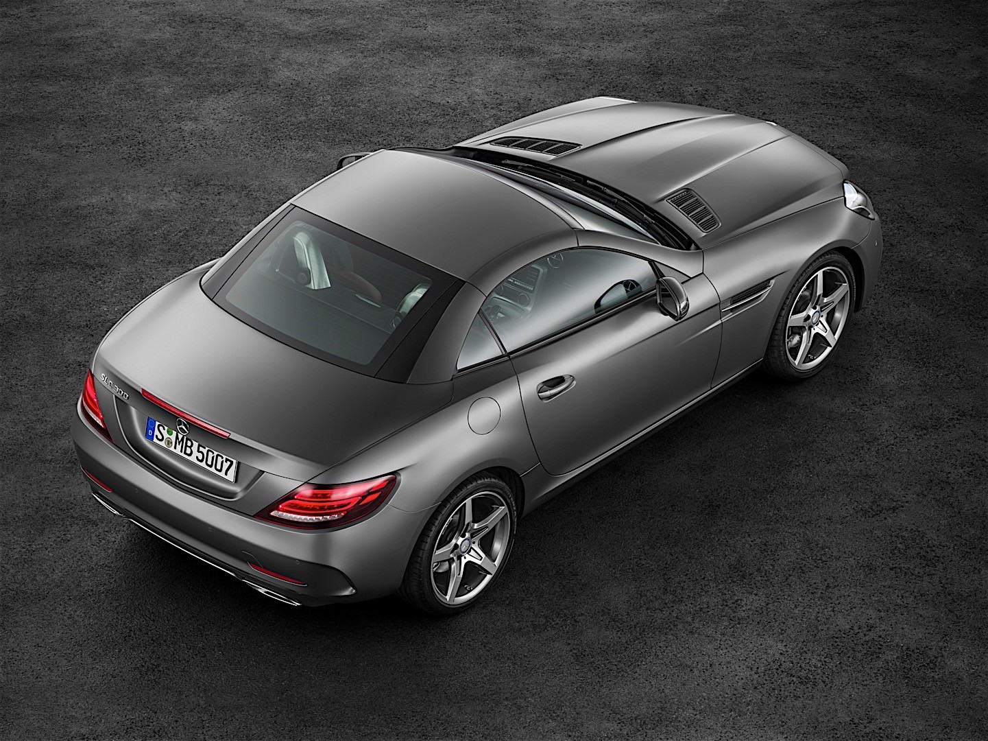 2017 Mercedes-Benz SLC Is Officially Here, but Hides a ...