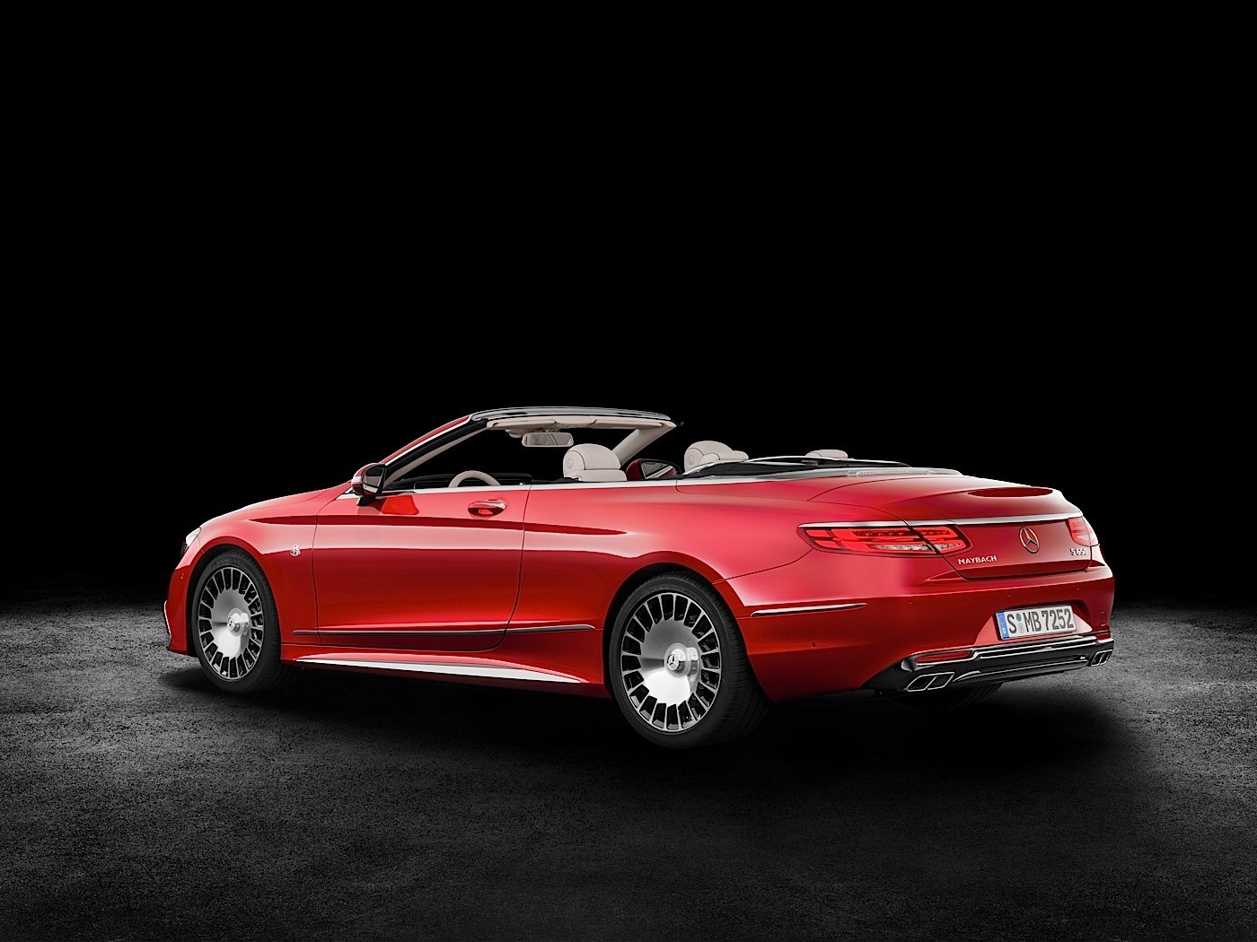 2018 maybach land yacht.  2018 2017 mercedesmaybach s650 cabriolet  intended 2018 maybach land yacht