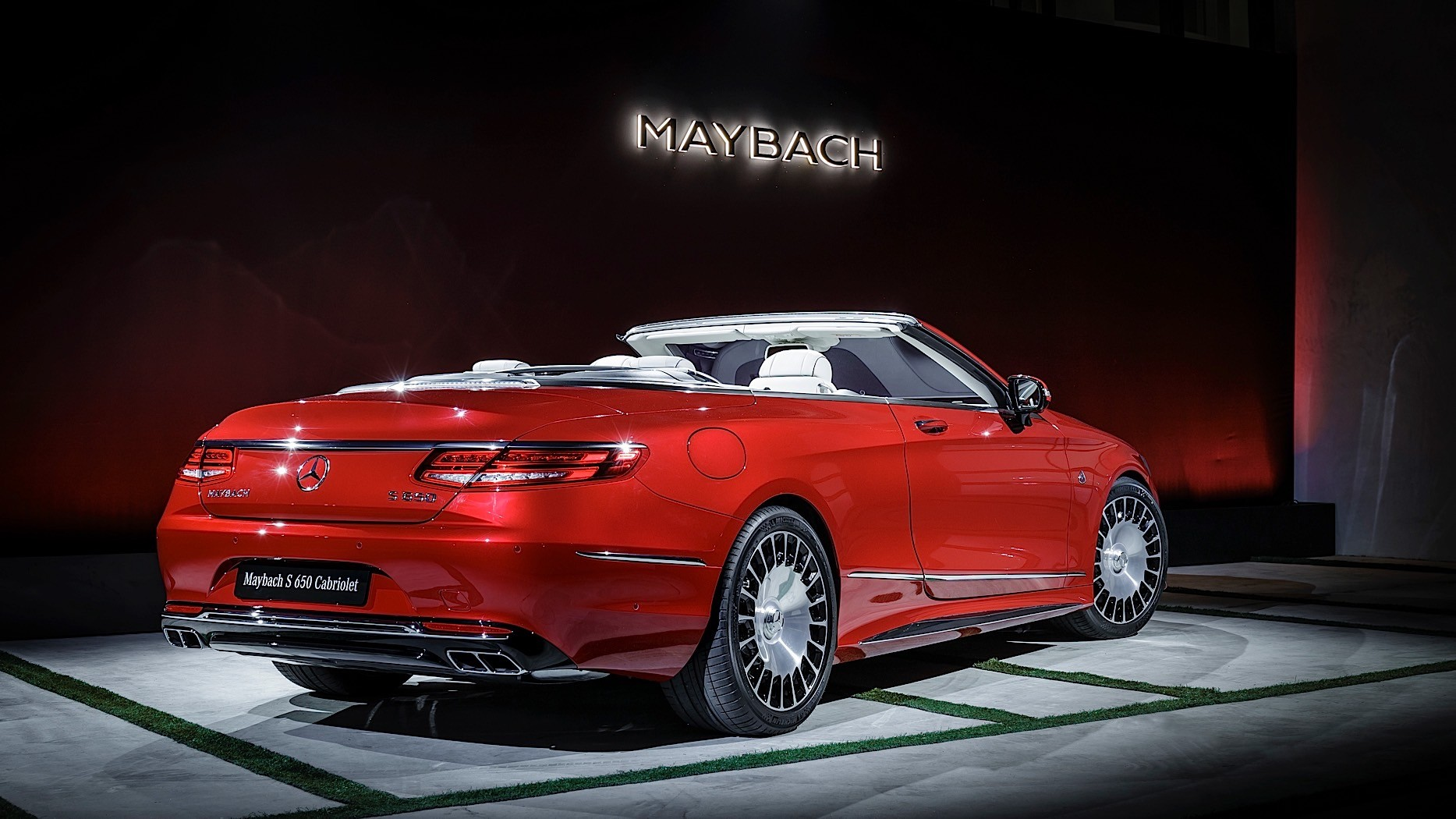 2017 mercedes maybach s650 cabriolet is a topless land for Mercedes benz yacht cost