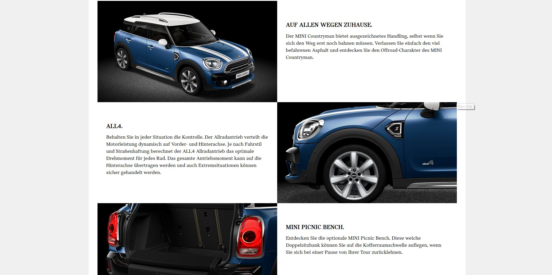 Mini Für Zuhause 2017 mini countryman configurator launched 26 500 for base cooper