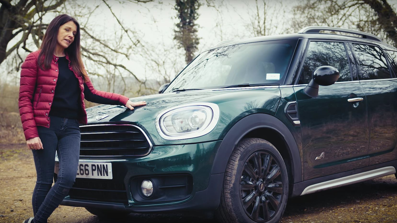 2017 Mini Countryman Finally Gets Uk Review From Carbuyer